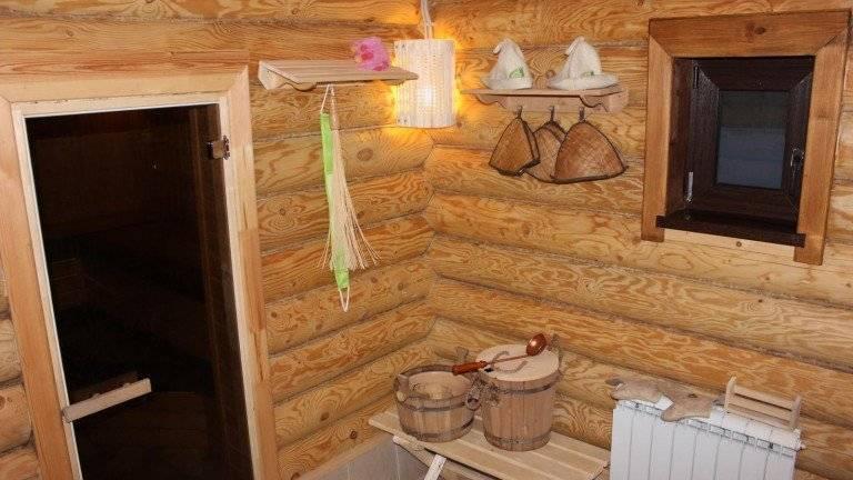 Комната отдыха в бане: примеры оформления + мастер-класс по витражу