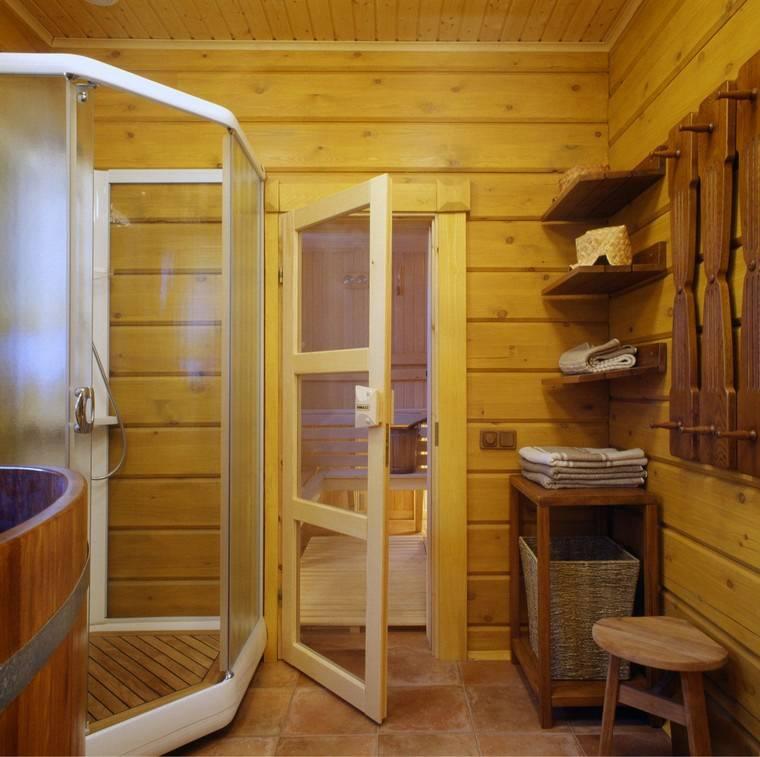 Как построить домашнюю сауну своими руками