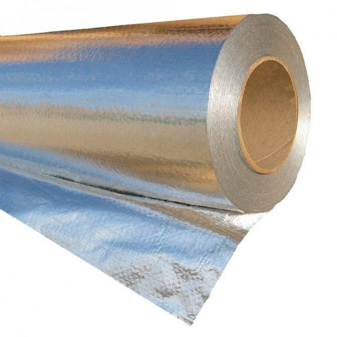 Что такое алюминиевая фольга для сауны и бани: свойства и характеристики, как применять, цена за рулон