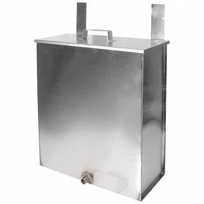 Банная печь с баком для воды: подключение печки для бани с навесным выносным баком или котлом, нагрев  водяном баке