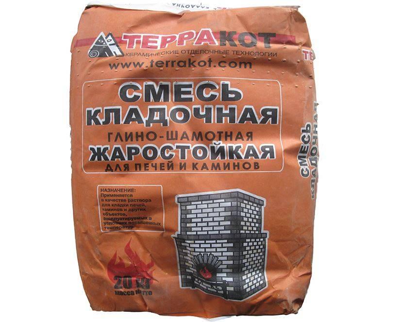 Раствор для кладки печи: пропорции, как приготовить глиняный состав, глина и песок, как сделать, приготовление