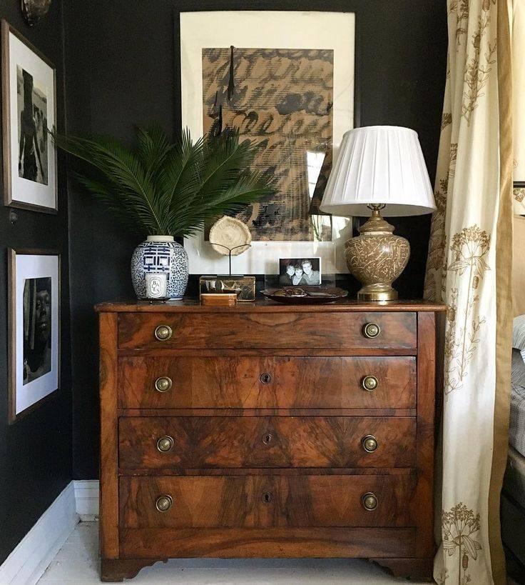 Что поставить на комод: как можно красиво украсить комод в спальне.