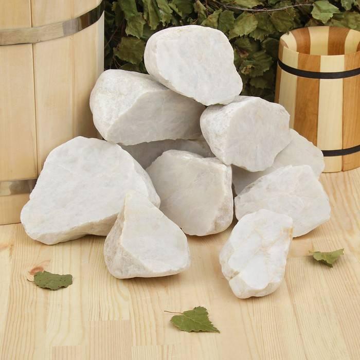 Камни для бани — какие лучше выбрать?