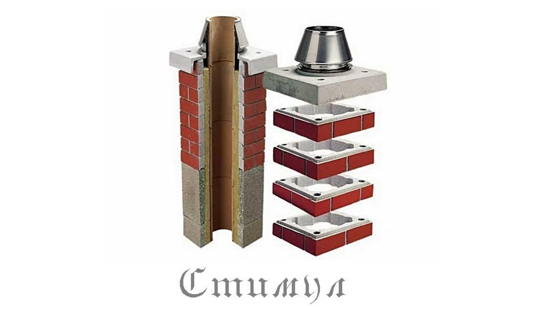 Керамический дымоход: преимущества и недостатки, монтаж