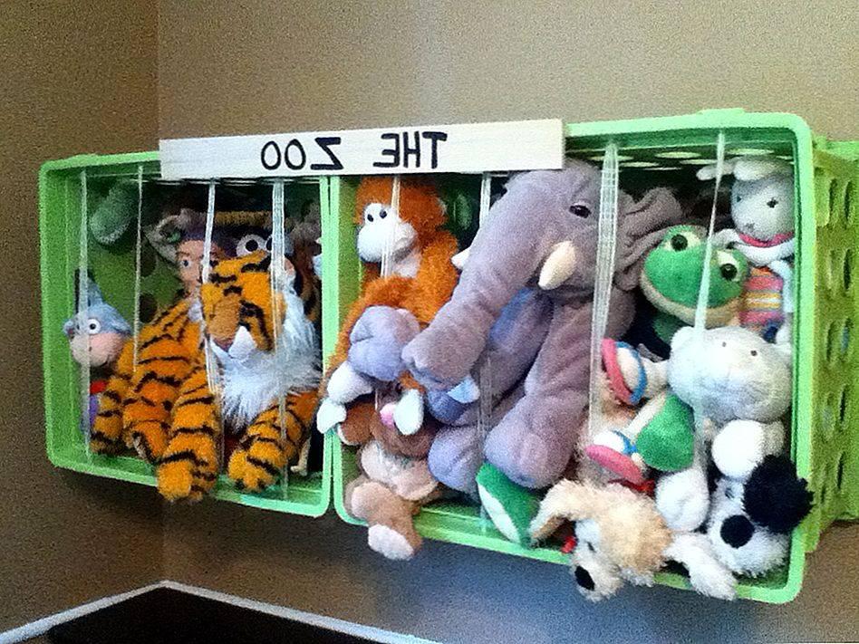 Хранение игрушек: в детской комнате, система и идеи хранения с помощью икеа