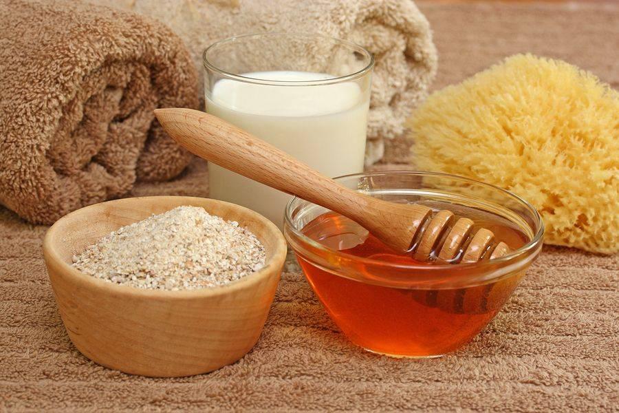 Виды масок для волос и лица в бане