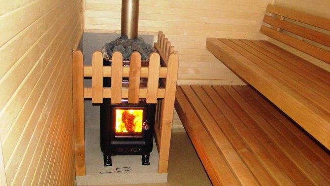 Печи для бани на дровах: описание и рейтинг лучших дровяных печей
