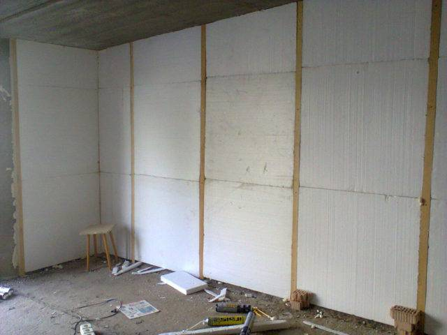 Как просто инедорого утеплить гараж изнутри: стены, пол, потолок