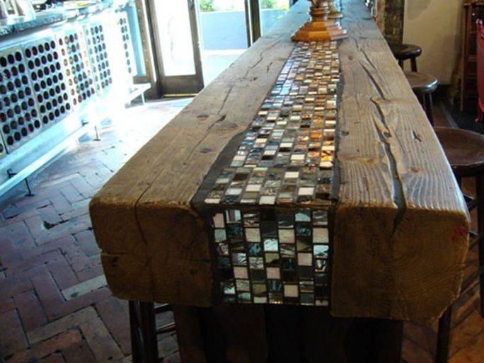 Столешница из мозаики своими руками: фото и инструкция