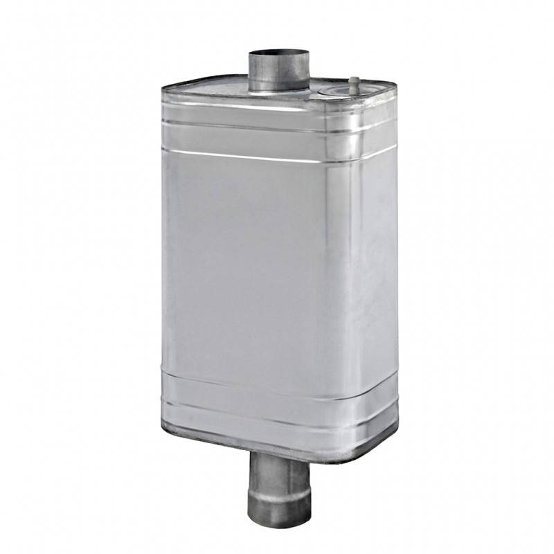 Бак для бани с теплообменником — практическое применение