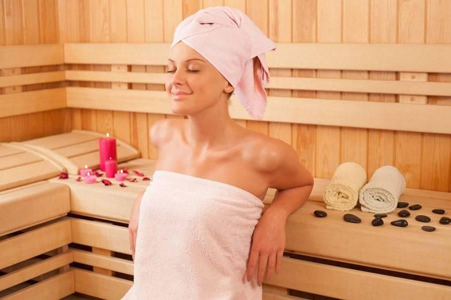 Польза бани для женщин - очищение кожи, избавление от лишнего веса и от целлюлита