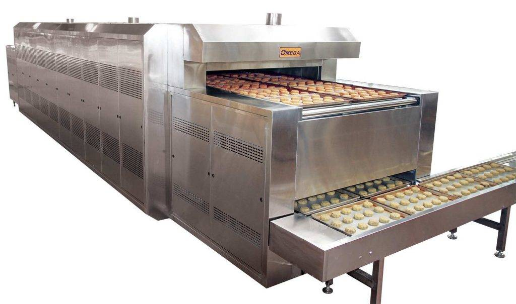 Тоннельная (туннельная) печь для хлеба и ее особенности