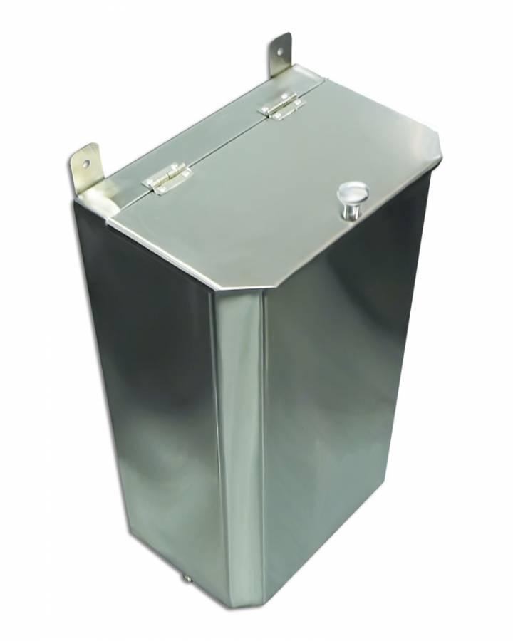 Выносной бак для горячей воды в баню. где установить бак для горячей воды, в зависимости от типа бани