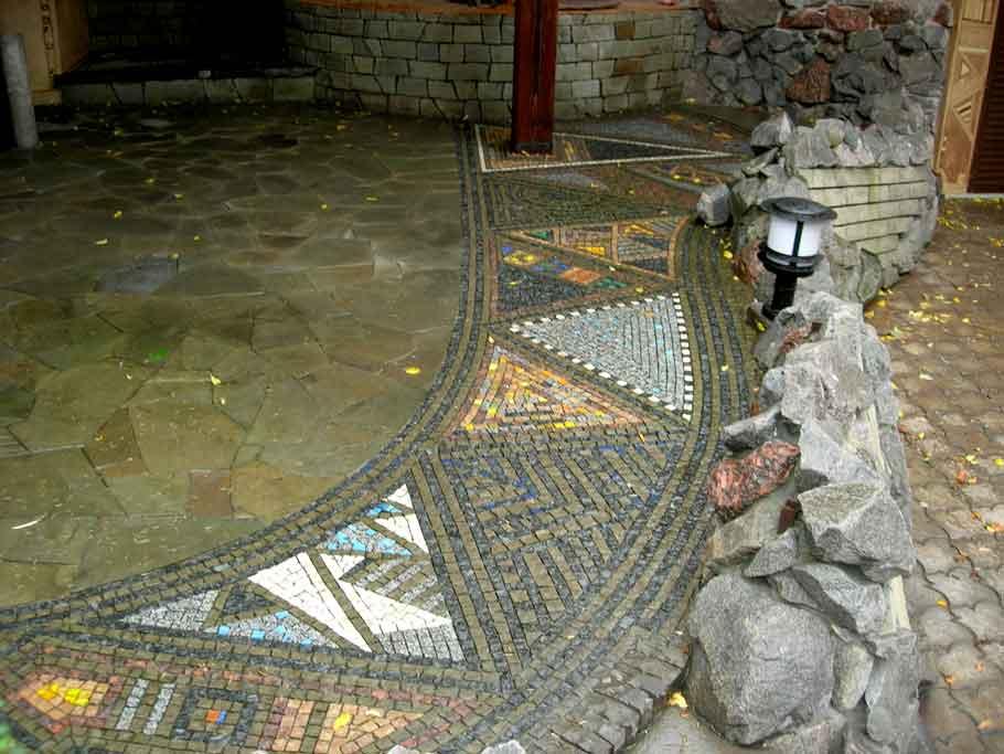 Мозаичное панно: художественное панно из стеклянной мозаики своими руками, варианты на стену кухни и ванной комнаты