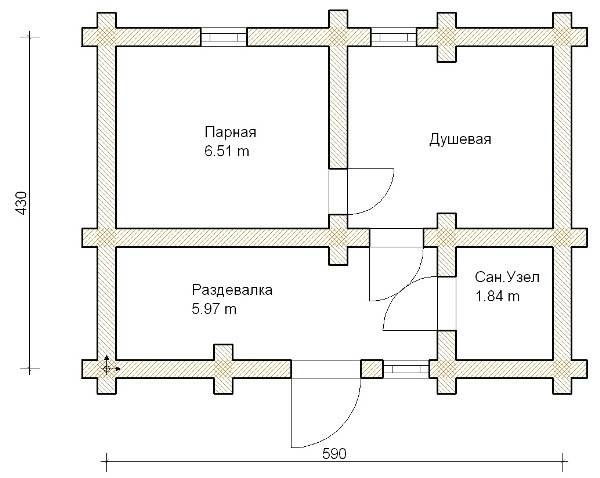 Баня из шлакоблока: видео-инструкция по монтажу своими руками, как утеплить, проекты, фото