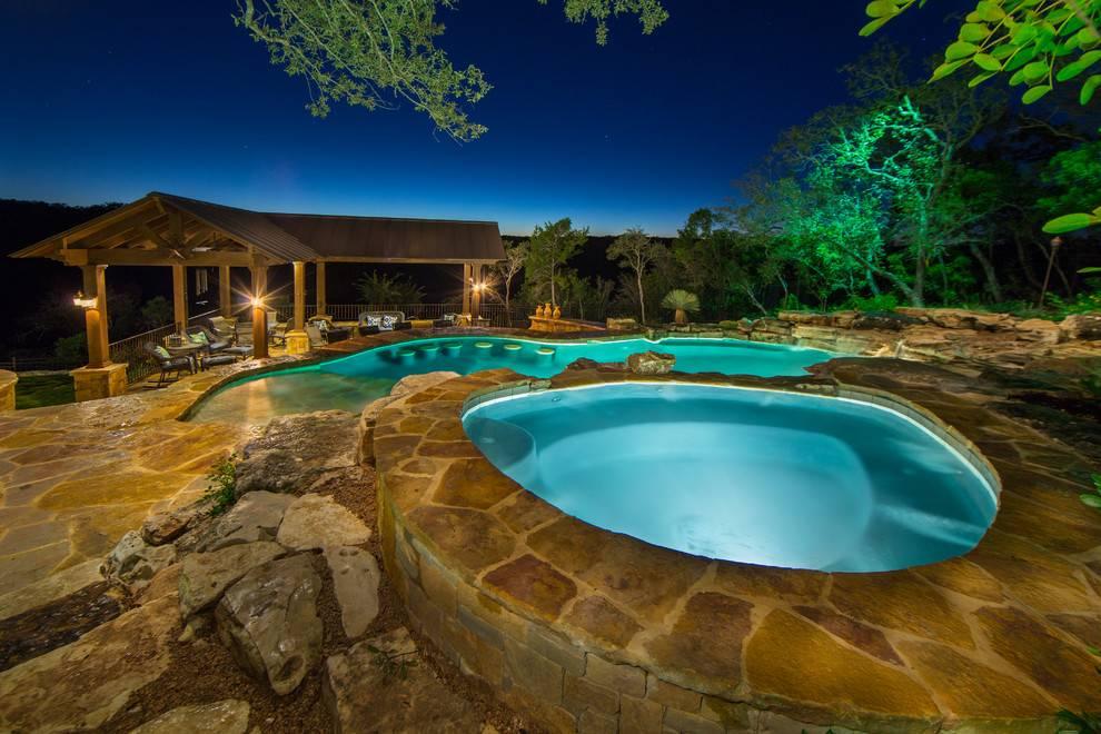 Фото cамых красивых бассейнов мира