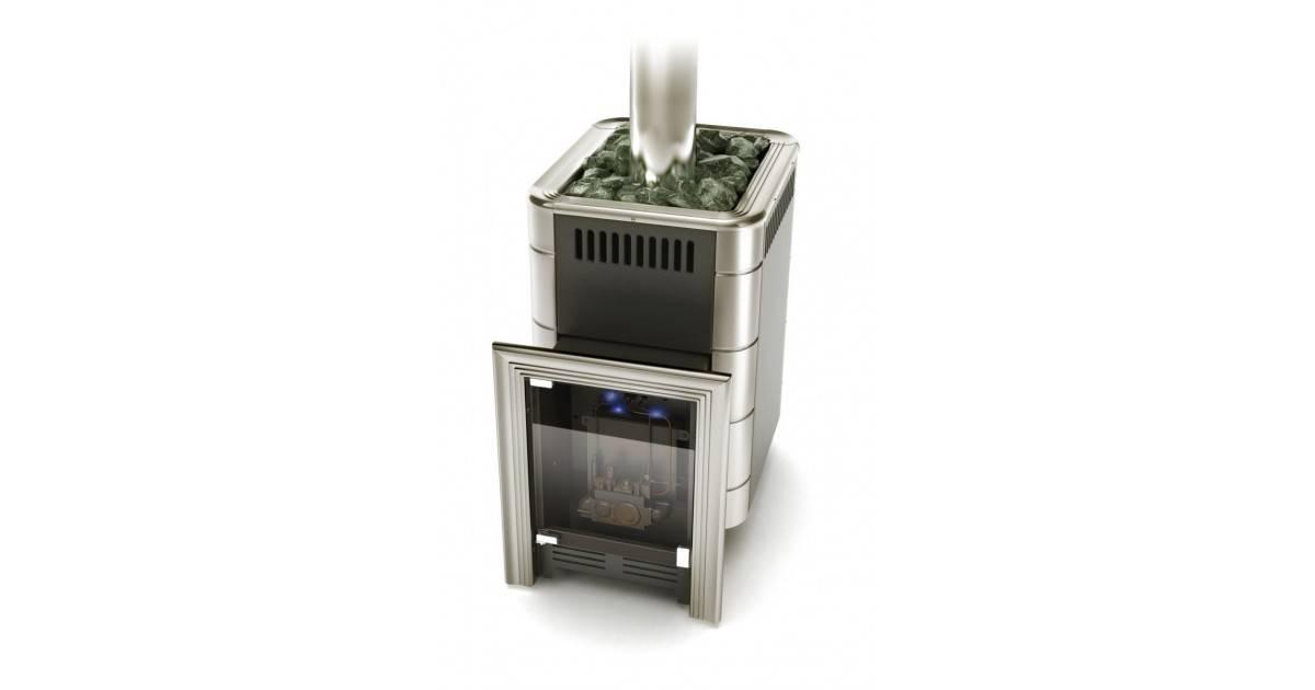 Модели и цены на газовые печи для бани