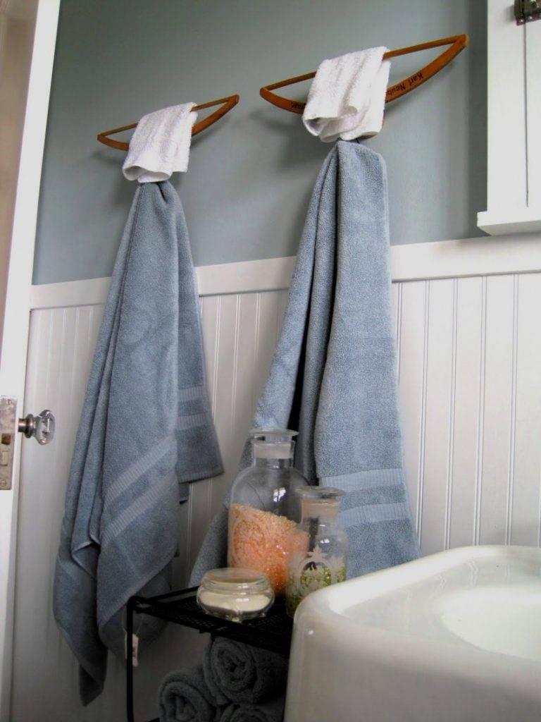 Новая ванная без ремонта: узнайте, как обновить интерьер 7 способами! (30 фото)