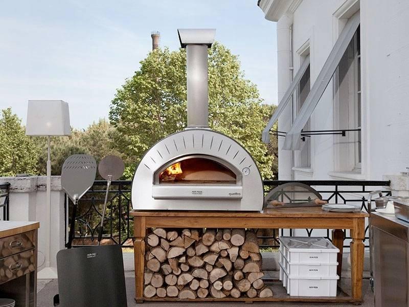 Электрическая печь для приготовления пиццы