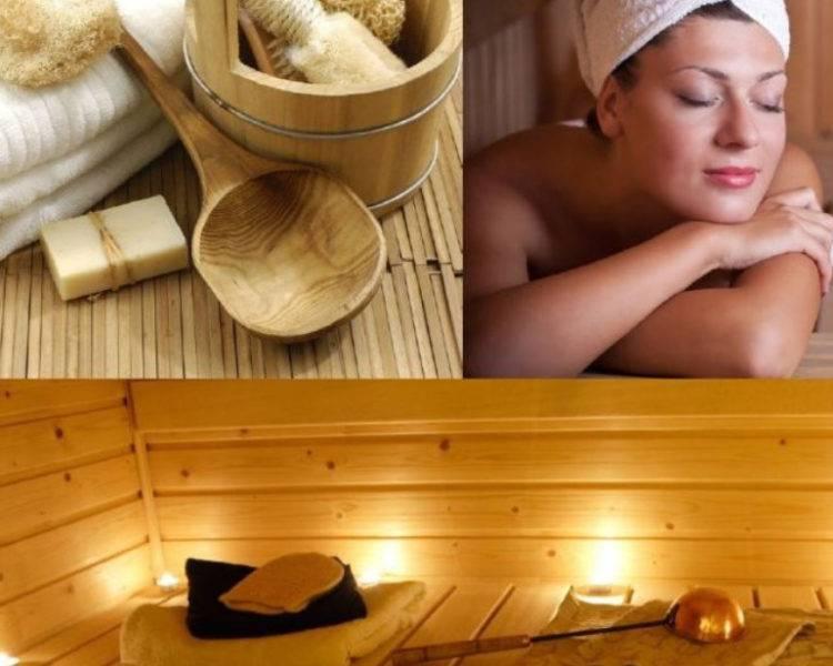 Париться в бане с пользой для души и тела