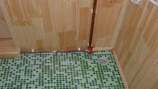 Отделка металлической печи в бане кирпичом и плиткой своими руками