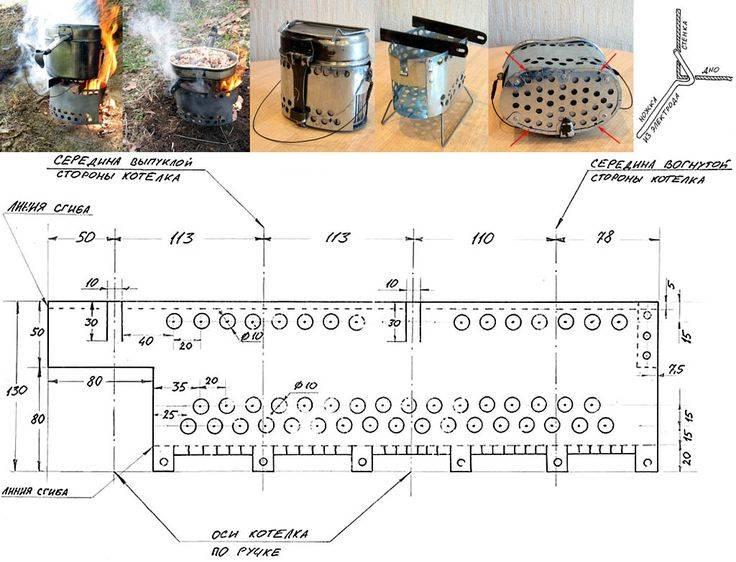 Печь-щепочница своими руками: как сделать?