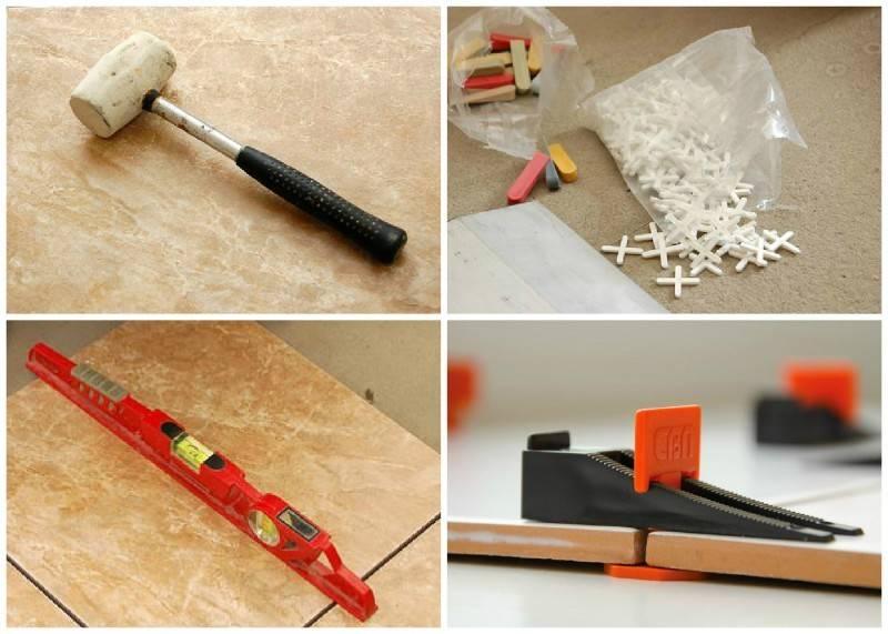 Для чего нужны крестики для плитки. советы опытного плиточника.