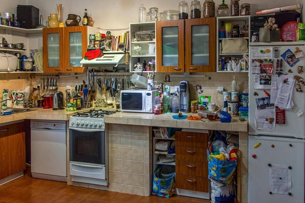 Как вымыть духовку и еще 12 идей для порядка на кухне. как навести порядок на кухне