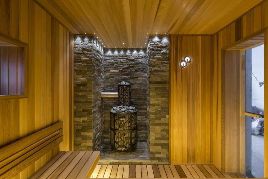 Баня с мансардой «нахабино»: строительство по оптимальной цене от компании «кедр»