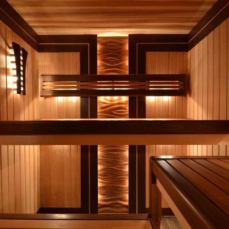 Вагонка абаш для бани: дерево и потолок