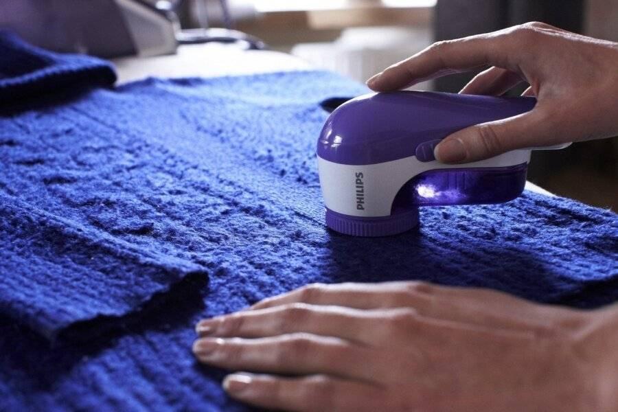 Как избавиться от катышков на одежде: чистка трикотажных и шерстяных вещей