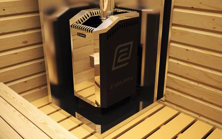 Печь для бани «ермак»: изделие 12, 16 пс и вариант «элит», печка 20 стандарт с закрытой каменкой, отзывы владельцев