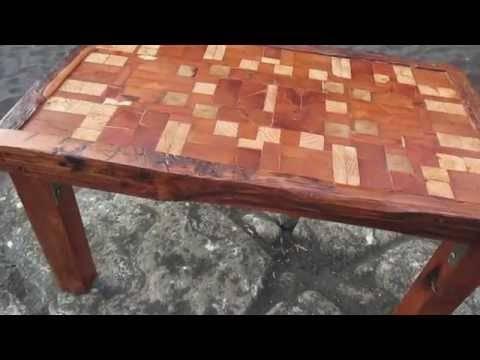 Столешница из мозаики своими руками: мастер-класс (14 фото)