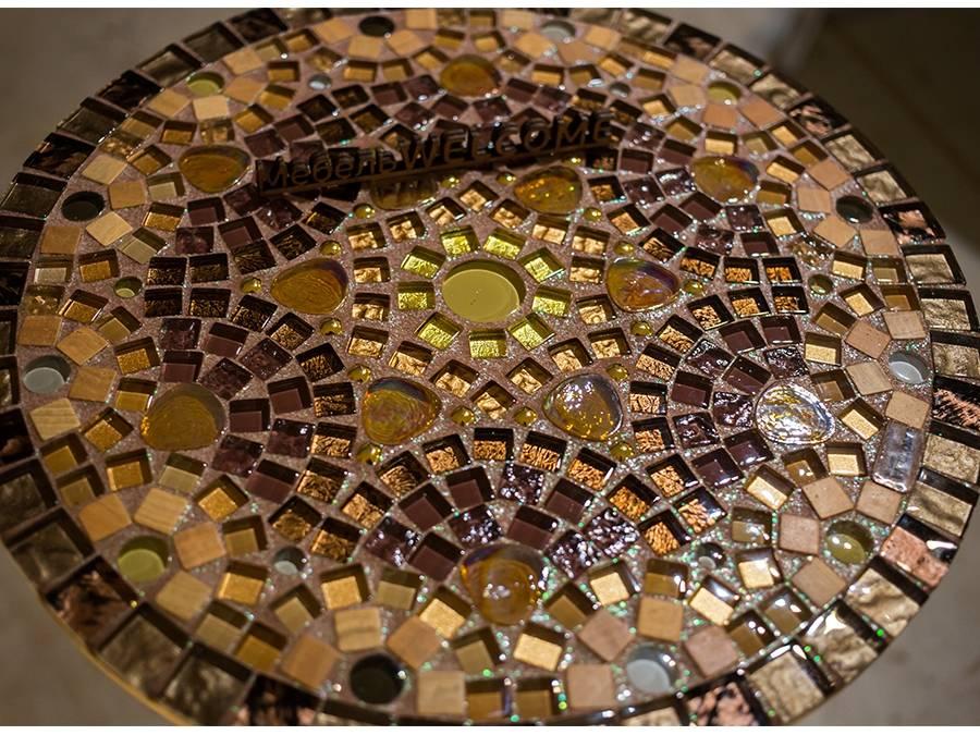Столешница из мозаики для кухни: как сделать своими руками, отделка, декор
