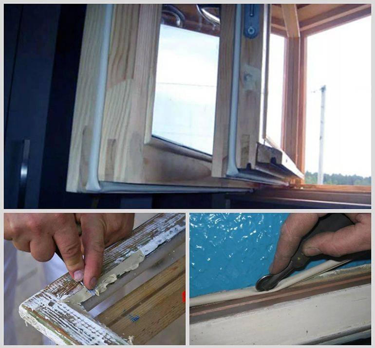 Реставрация деревянных окон своими руками – практические советы