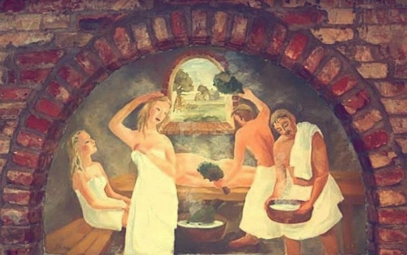 Самые необычные банные традиции разных народов