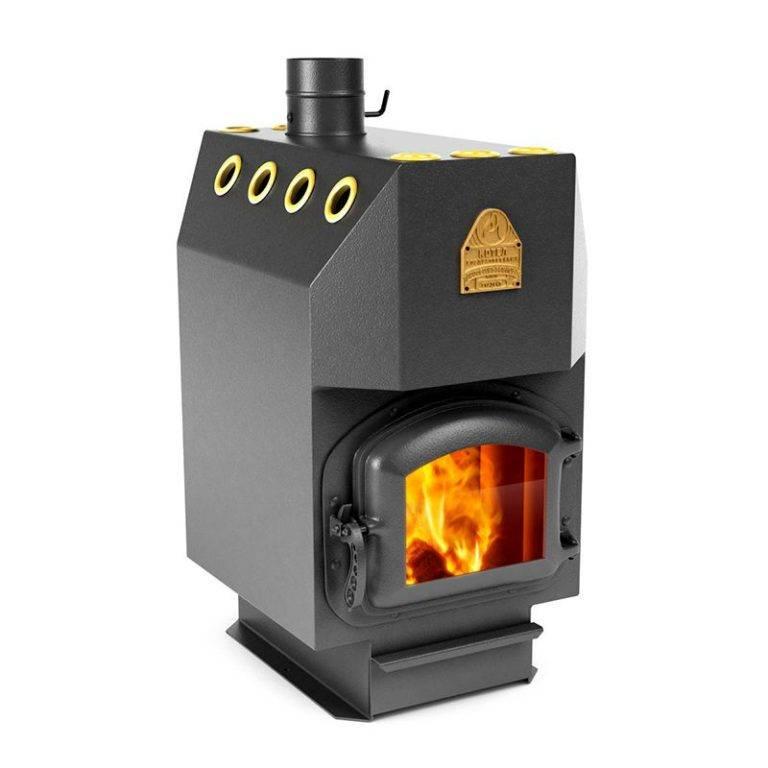 Профессор бутаков: котел и печь, теплосъемник доцент, печка длительного горения, установка