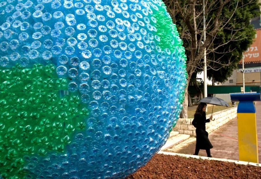 Сокращаем отходы: вторая жизнь пластика