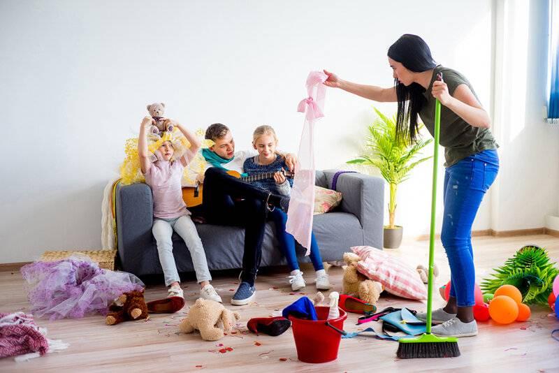 Как поддерживать порядок в квартире: 21 совет для экономии времени и сил
