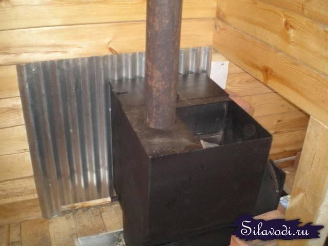 Чугун или сталь: чем отличаются печи для бани