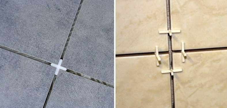 Правила подбора пластиковых крестиков для плитки
