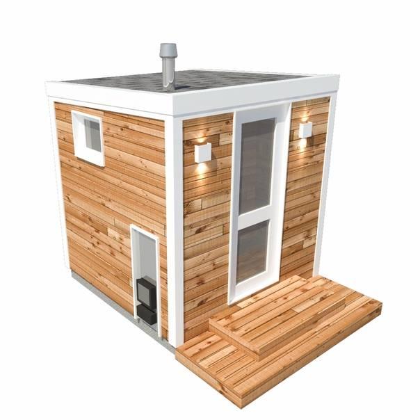 Деревянные бани: пошаговая инструкция по строительству, отделке
