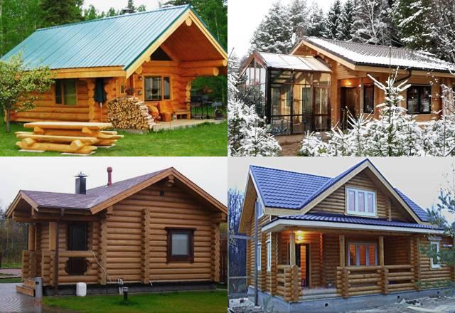 Проекты дома с баней под одной крышей: особенности и нюансы