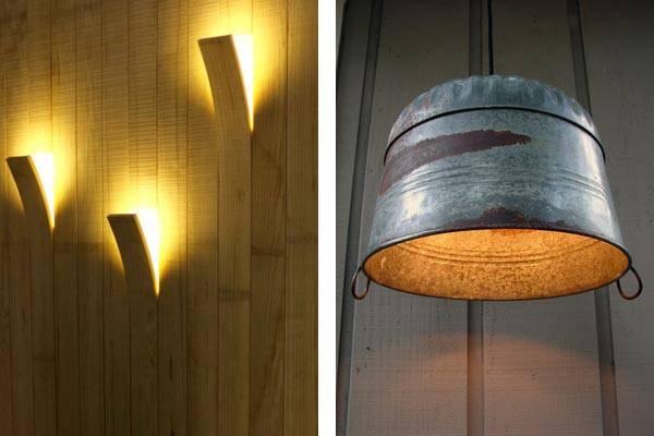 Светильники для бани: 200 лучших примеров освещения на фото