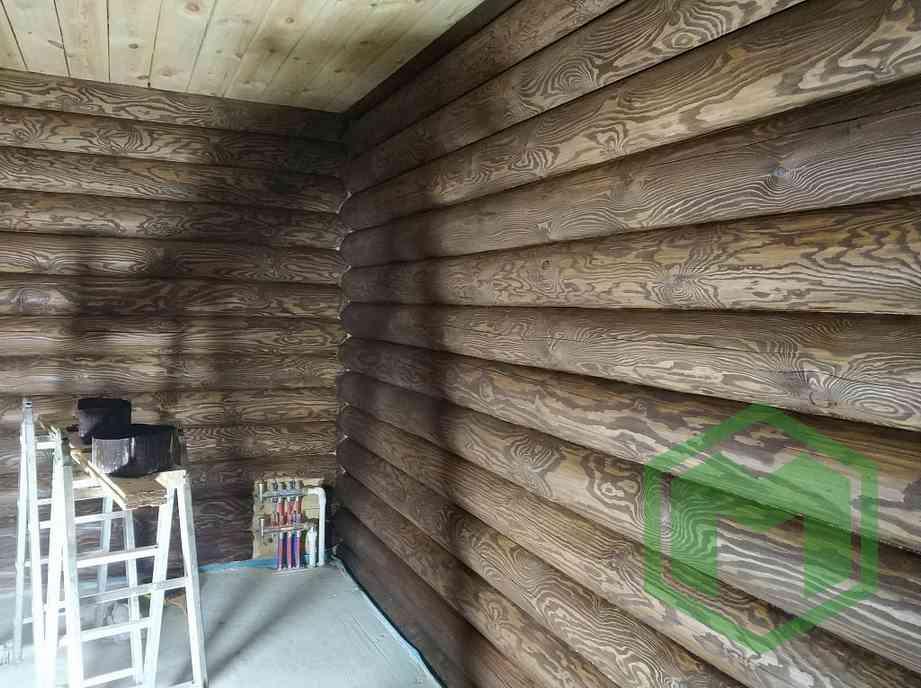 Принимаем решение: чем покрасить вагонку в бане и другие материалы стен внутри и снаружи
