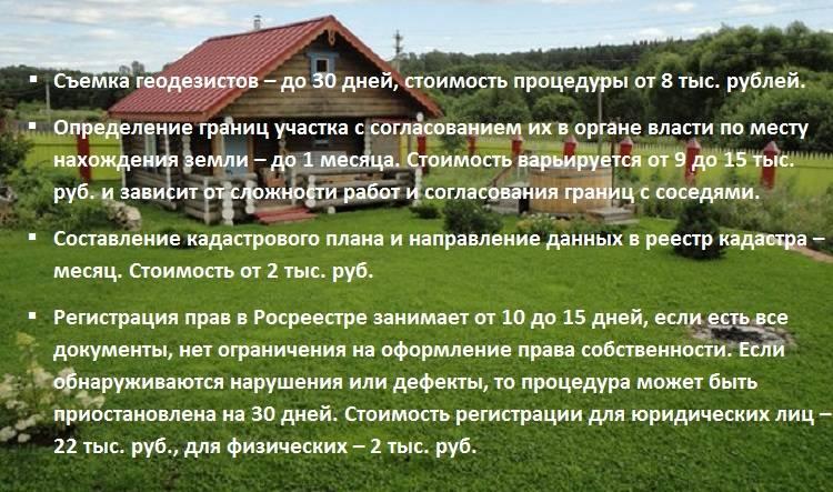 Нужно ли регистрировать баню на дачном участке в собственность: необходимые документы для оформления по дачной амнистии