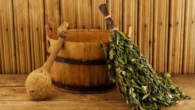 Свежие веники для бани: польза, достоинства и преимущества
