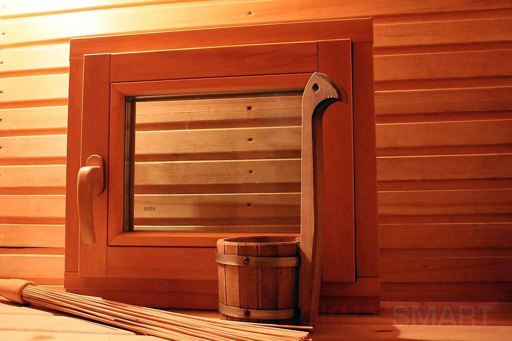 Можно ли в баню ставить пластиковые окна: за и против. установка деревянных окон в бане можно ли ставить пластиковое окно в парную