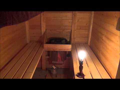 Создание собственной бани в подвале