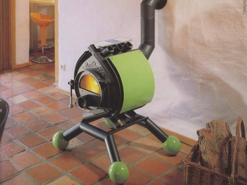 Установка печи булерьян – преимущества печей длительного горения
